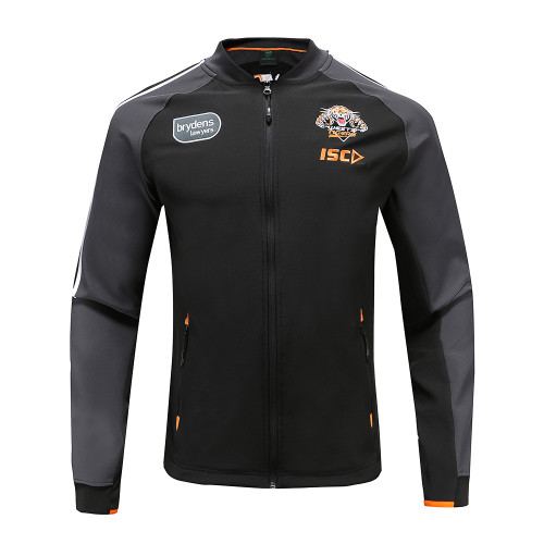Wests Tigers 2020 LADIES TP MATCH JACKET