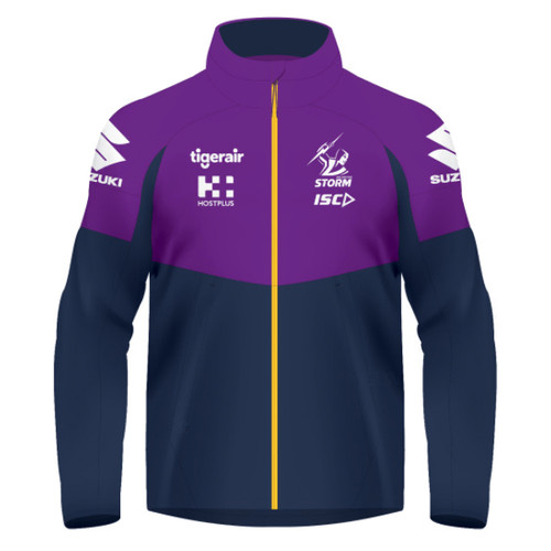 Melbourne Storm 2020 KIDS WET WEATHER JACKET