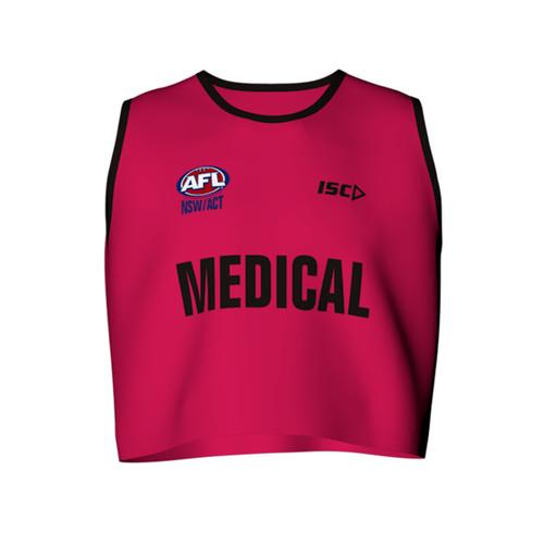 AFL Sydney Medical Staff Bib by ISC Sport