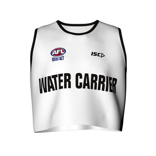 AFL Sydney Water Carrier Bib by ISC Sport
