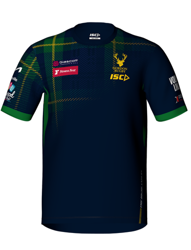 Gordon Rugby Training T-shirt by ISC Sport