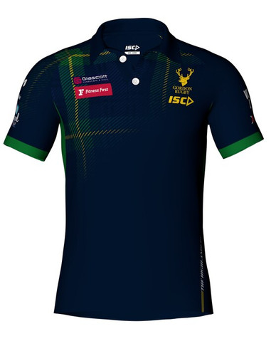 Gordon Rugby Women's Polo by ISC Sport