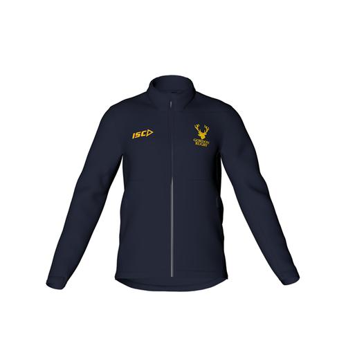 Gordon Rugby Men's Jacket by ISC Sport