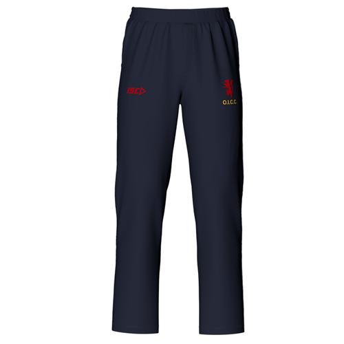 Old Ignatians Cricket Club men's elite navy cricket pants by ISC Sport