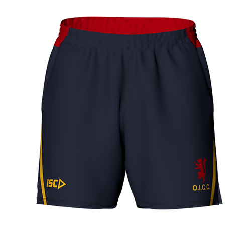 Men's Cricket Training Shorts made by ISC Sport