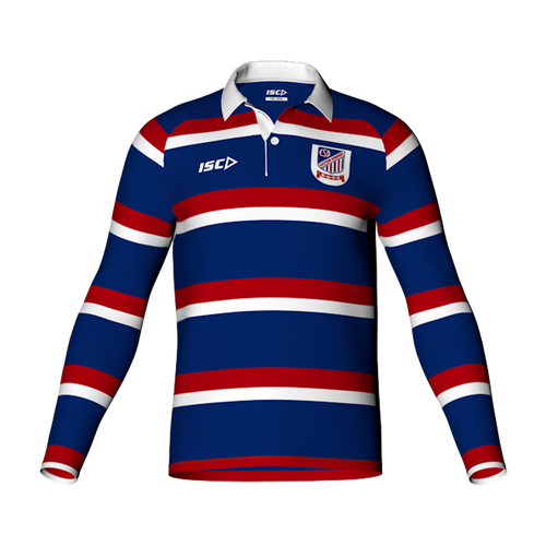 Easts Rugby Heritage Jersey Adult