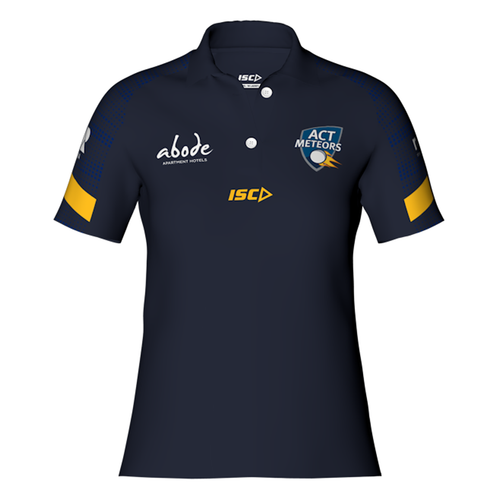 ACT Meteors Polo Womens