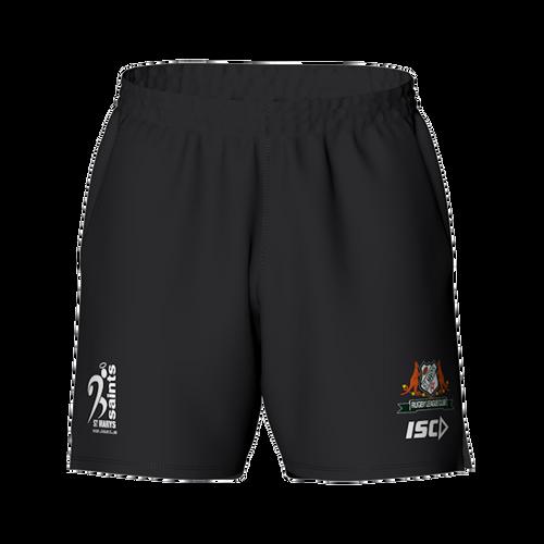St Marys Training Shorts Kids