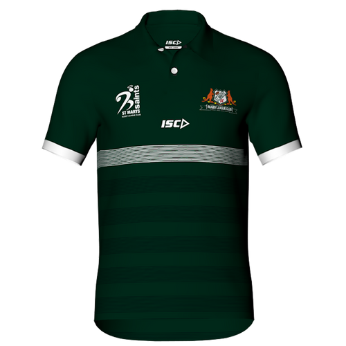 St Marys Supporter Polo Womens