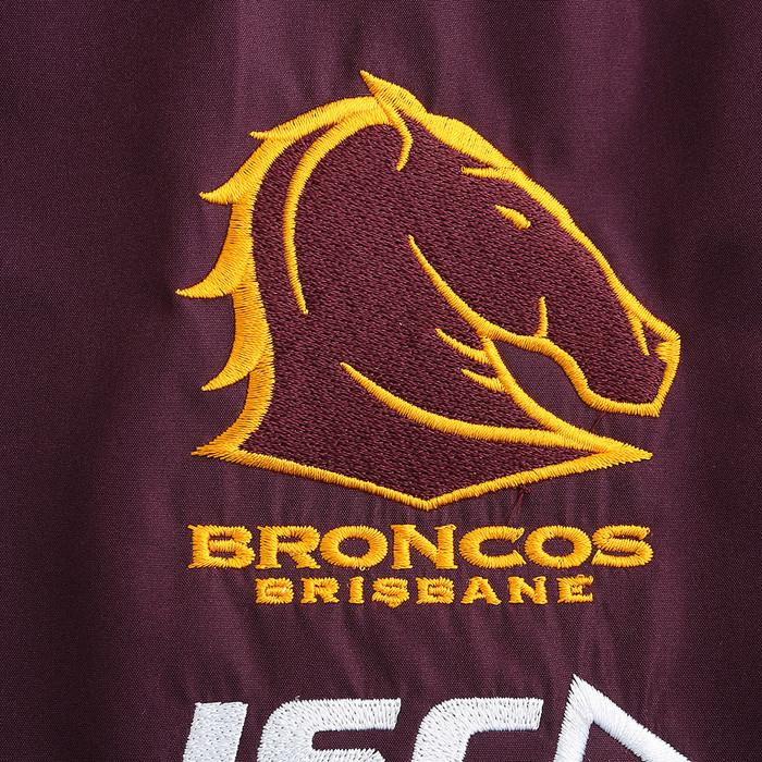 Brisbane Broncos 2020 WOMENS WET WEATHER JACKET