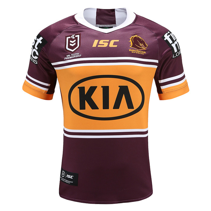 Brisbane Broncos 2020 MENS HOME JERSEY