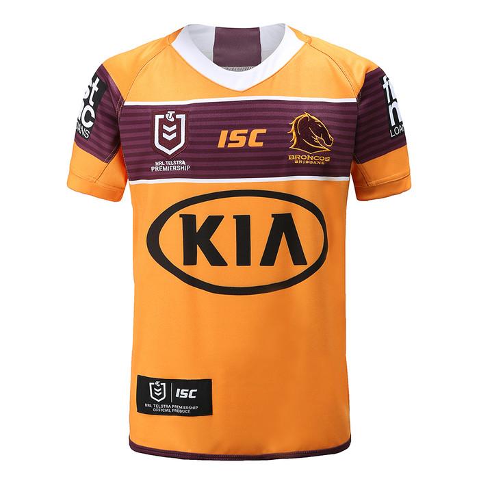 Brisbane Broncos 2020 KIDS AWAY JERSEY