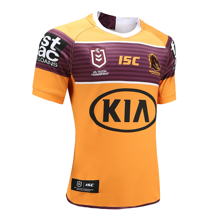 Brisbane Broncos 2020 MENS AWAY JERSEY