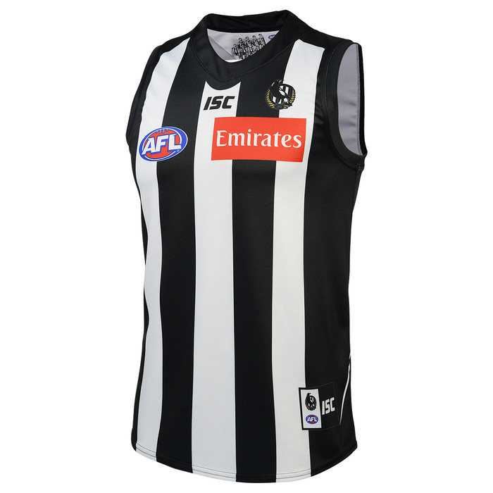 Collingwood Magpies 2020 MENS HOME GUERNSEY