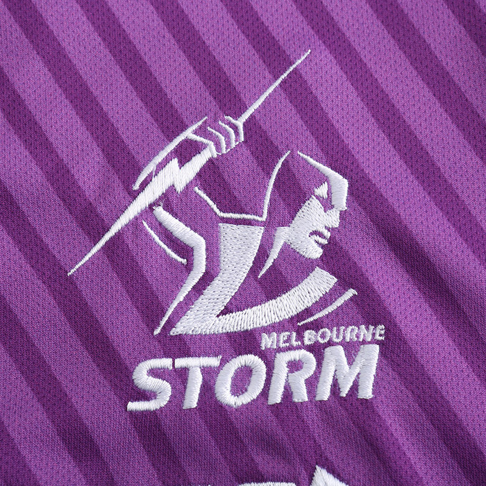 Melbourne Storm 2020 MENS MEDIA POLO