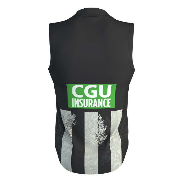 Collingwood Magpies 2020 MENS ANZAC GUERNSEY