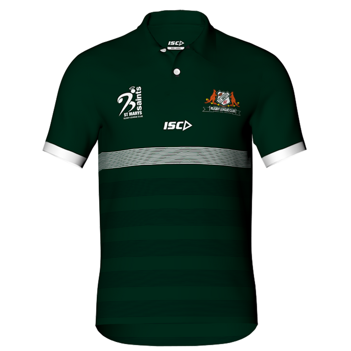 St Marys Supporter Polo Mens