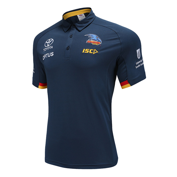 Adelaide Crows 2020 WOMENS MEDIA POLO