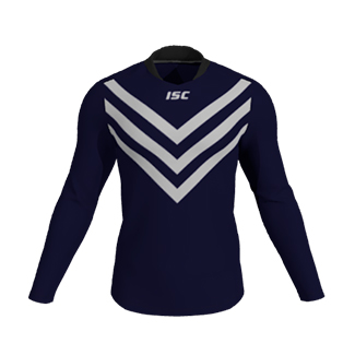 Custom AFL Performance Long Sleeve Guernsey