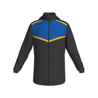 Cut & Sew Padded Jacket XL