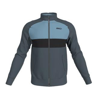 Cut & Sew Track Jacket 2