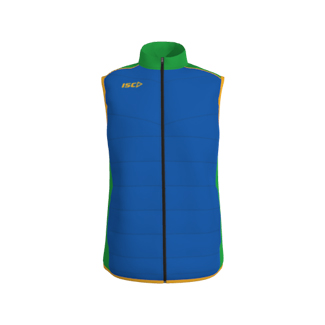 ISC Customisable Padded Vest