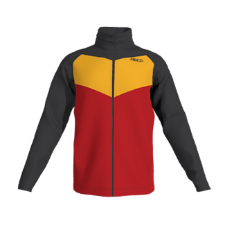 ISC Customisable Wet Weather Jacket 5