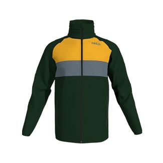 ISC Customisable Wet Weather Jacket 6