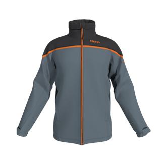 ISC Customisable Wet Weather Jacket 8