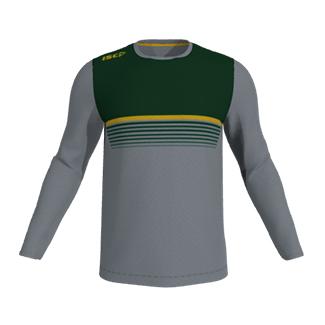 ISC Customisable Long Sleeve Performance T-shirt