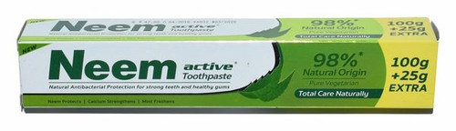 Neem Active Toothpaste 100+25g