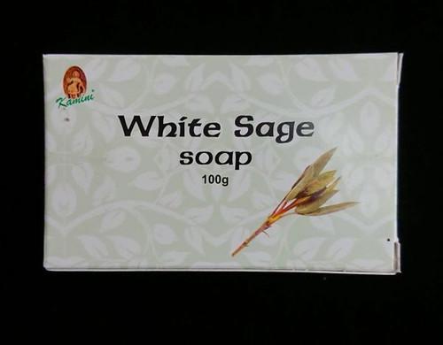 Kamini White Sage Soap 100g