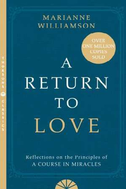 A Return Love by Marianne Williamson