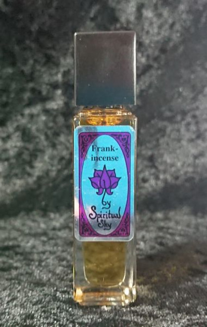 Frankincense Spiritual Sky Perfume Oil