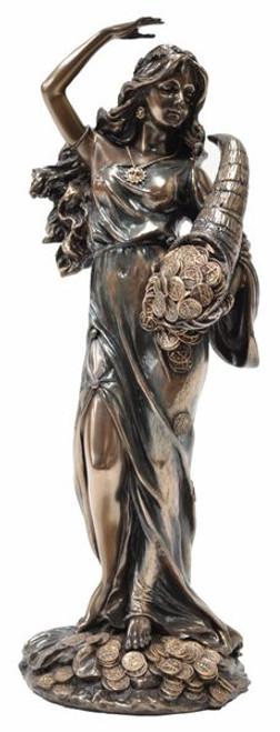 Fortuna Statue