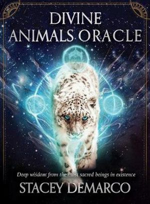 Divine Animals Oracle Cards by Stacey Demarco
