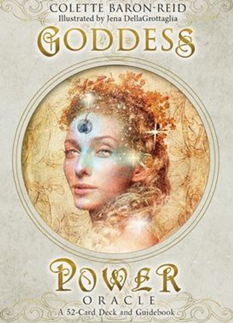 Goddess Power Oracle (Standard Edition) by Colette Baron-Reid