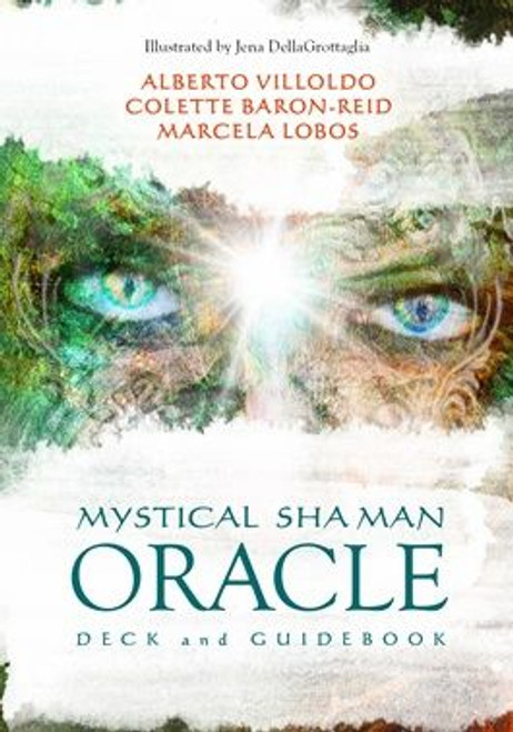 Mystical Shaman Oracle Cards By Colette Baron-Reid