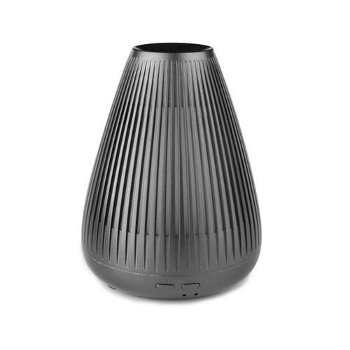Aroma-Flare Metallic Grey Essential Oil Diffuser