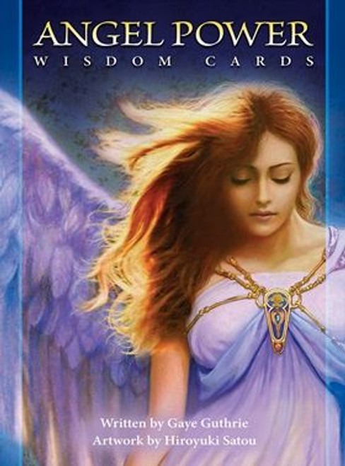 Angel Power Wisdom Cards by Gaye Guthrie
