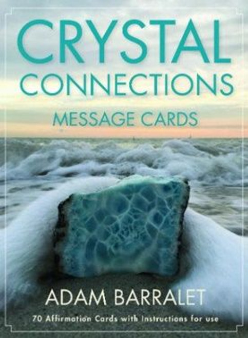 Crystal Connections Mini Message Cards by Adam Barralet