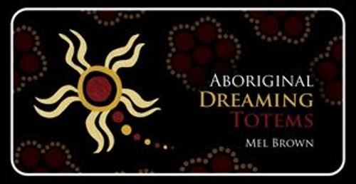 Aboriginal Dreaming Totems by Mel Brown