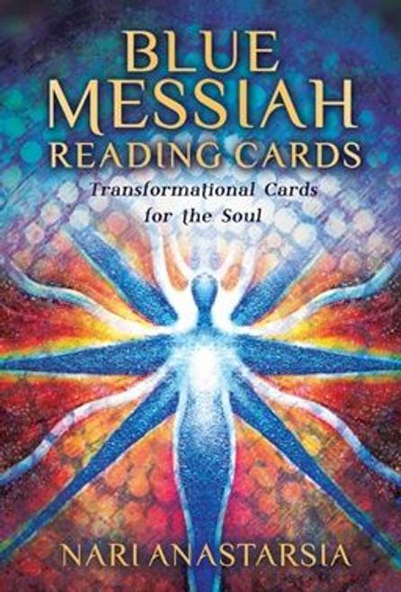 Blue Messiah Reading Cards by Nari Anastarsia