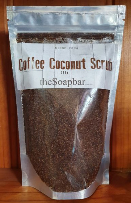 Coffee & Coconut Body Scrub