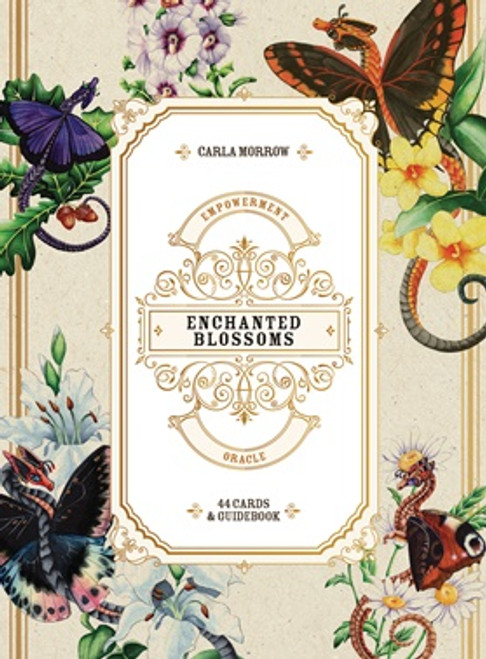 Enchanted Blossoms Empowerment Oracle by Carla Morrow