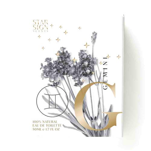 Gemini Star Sign Scent Essential Oil Perfume