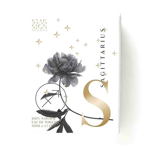 Sagittarius Star Sign Scent Essential Oil Perfume