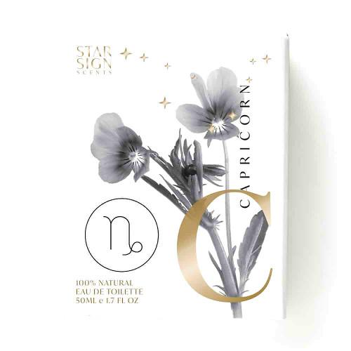 Capricorn Star Sign Scent Essential Oil Perfume