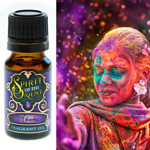 Spirit of The Orient Akasha Fragrance Oil