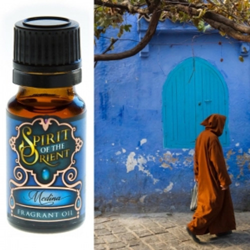 Spirit of The Orient Medina Fragrance Oil